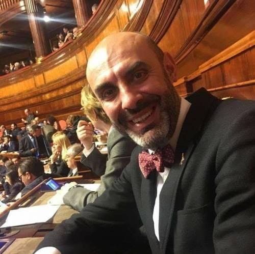 Il senatore Pillon: Mi odiano? E io prego mezz'ora al giorno