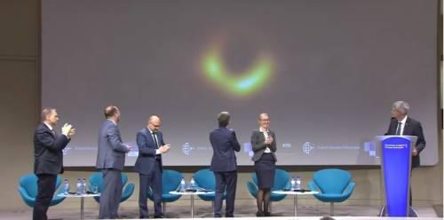 Ecco le prime immagini del buco nero 2