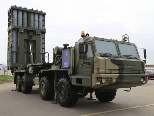 Russia, il sistema antiaereo S-350 Knight è in produzione