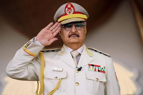 Libia, il generale Haftar invoca il jihad contro l'intervento turco