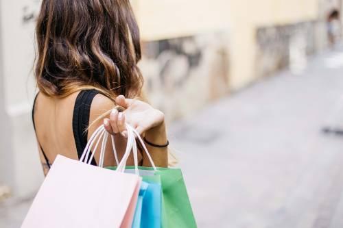 Perché fare shopping fa bene