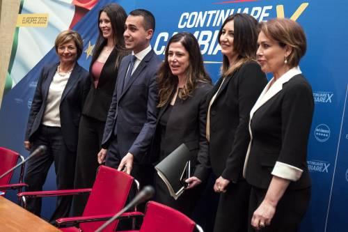 M5S, ecco le 5 donne capilista per le Europee