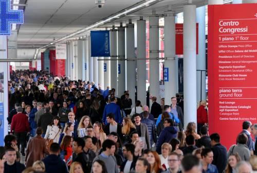 Il design è globale e smart, in 387mila al Salone del Mobile