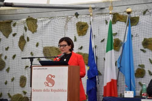 """La Trenta vuole riaprire i porti: """"Dalla Libia rifugiati e non migranti"""""""