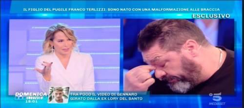 """GF 16, il padre di Michael Terlizzi: """"Mio figlio gay? Non sarebbe un problema"""""""