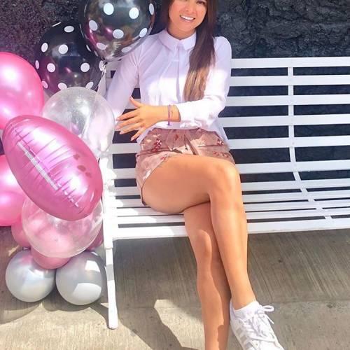 Ania Gadea incendia Instagram: gli scatti della modella messicana 9