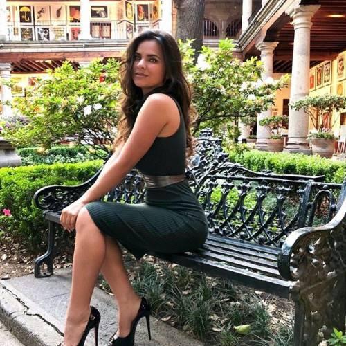 Ania Gadea incendia Instagram: gli scatti della modella messicana 2