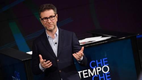"""In bilico il """"mega contratto"""" di Fabio Fazio con la Rai: """"Se"""