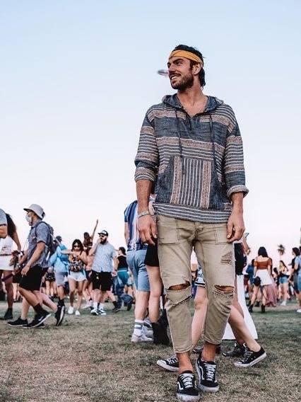 Gli uomini dei Coachella: gli influencer italiani  3