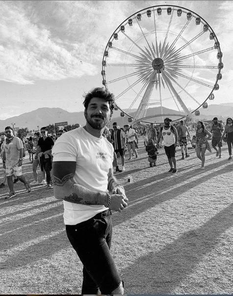 Gli uomini dei Coachella: gli influencer italiani  6