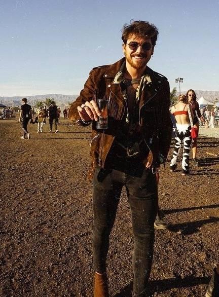 Gli uomini dei Coachella: gli influencer italiani  7