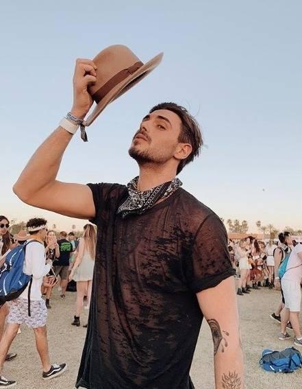 Gli uomini dei Coachella: gli influencer italiani  10