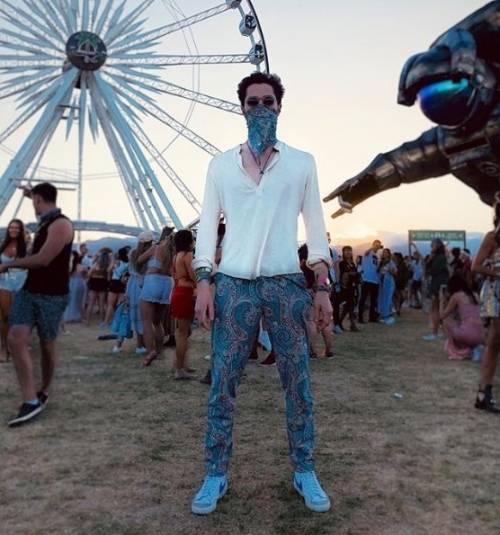 Gli uomini dei Coachella: gli influencer italiani  2