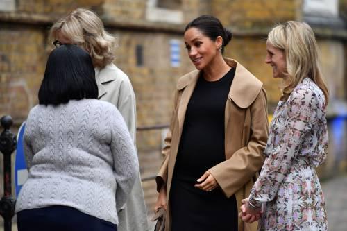 Meghan Markle affascinante prima e durante la gravidanza: foto 6