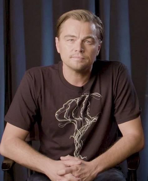 Leonardo Di Caprio si nasconde al Coachella Festival