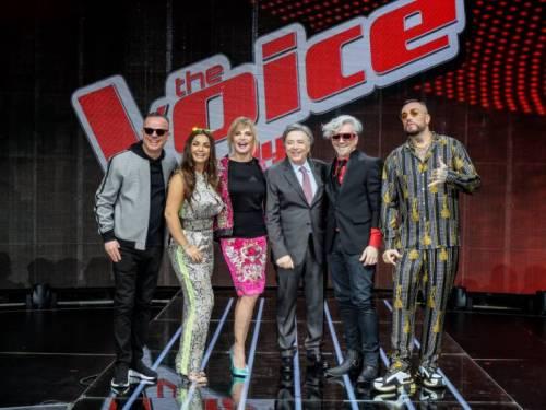 """Torna The Voice of Italy: """"Daremo un futuro a questi artisti"""""""