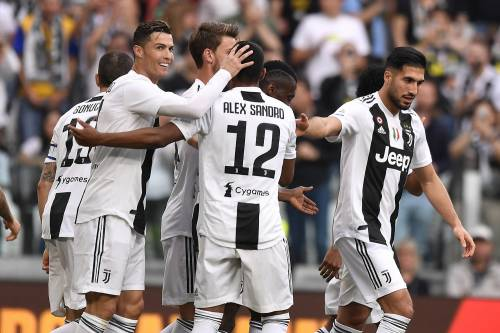 La Juventus ribalta la Fiorentina: le immagini del trionfo bianconero 2