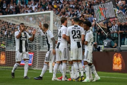 La Juventus ribalta la Fiorentina: le immagini del trionfo bianconero 5