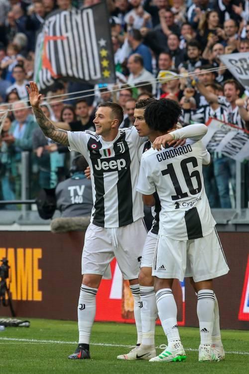 La Juventus ribalta la Fiorentina: le immagini del trionfo bianconero 6