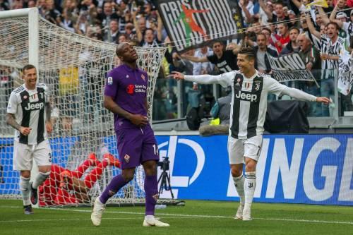 La Juventus ribalta la Fiorentina: le immagini del trionfo bianconero 8