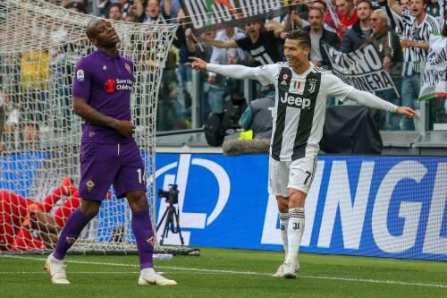 La Juventus ribalta la Fiorentina: le immagini del trionfo bianconero 4