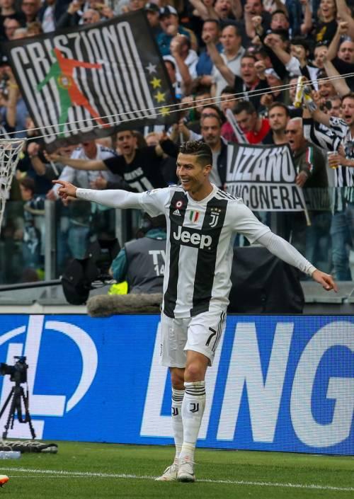 La Juventus ribalta la Fiorentina: le immagini del trionfo bianconero 9