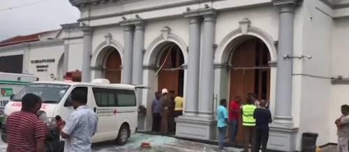 Sri Lanka, Pasqua di sangue. L'attacco a chiese e hotel: centinaia di morti
