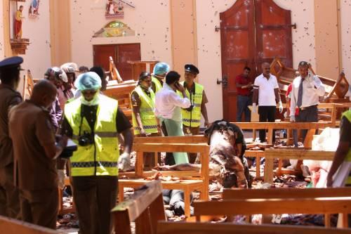 """Sri Lanka, fermati i """"boia"""" della Pasqua: """"Attacchi dallo stesso gruppo"""""""