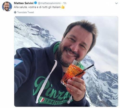 Casa mare o montagna le vacanze pasquali dei politici for Tutti i politici italiani