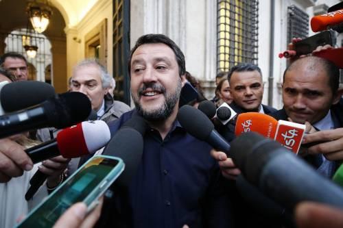 """Il Governo stralcia il Salva Roma. Salvini: """"I debiti restano alla Raggi"""""""