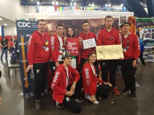 Houston chiama Verona: studenti italiani vincono mondiali di robotica
