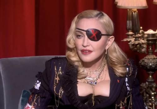 """Madonna, pirata della musica: """"Voglio essere libera e pura"""""""