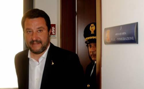 Matteo Salvini inaugura il nuovo commissariato di polizia di Corleone 12