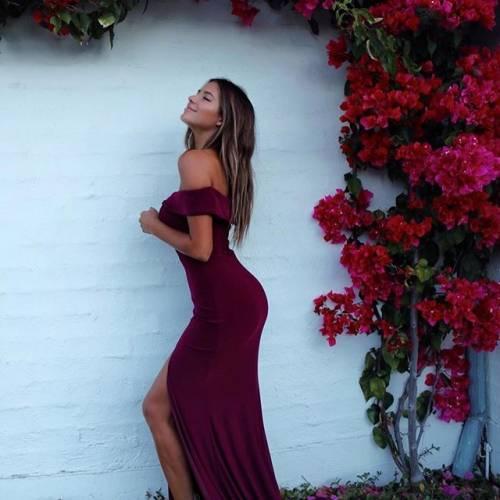 Sarah Kohan stupisce i suoi follower: gli scatti di lady Hernandez 4