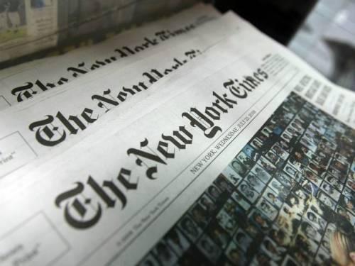 Giornalista licenziata per un tweet pro-Joe. Il New York Times finisce ancora nella bufera