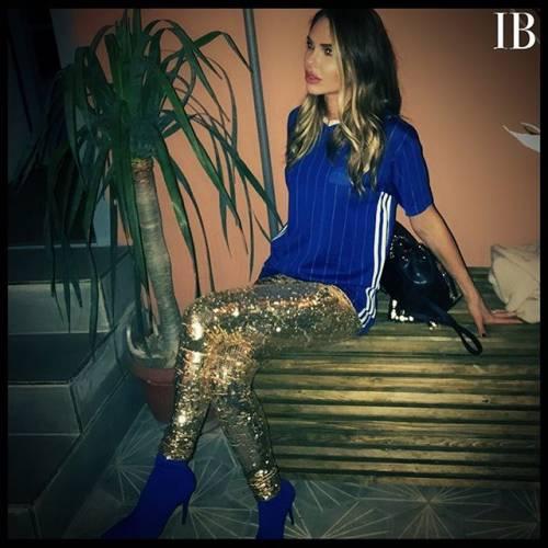 Ilary Blasi sexy e seducente su Instagram: gli scatti dell'ex Iena 7