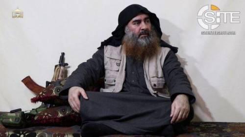 """Al Baghdadi riappare in video dopo 5 anni: """"Battaglia di Baghouz è finita"""""""