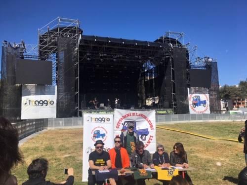"""Taranto, tutto pronto per il """"contro-concertone"""" del primo maggio"""