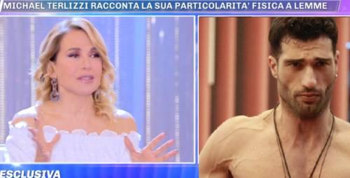 """Gf, Franco Terlizzi difende il figlio: """"Si è messo in gioco"""""""