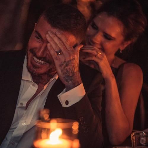 Victoria regala a Beckham un deodorante per il compleanno