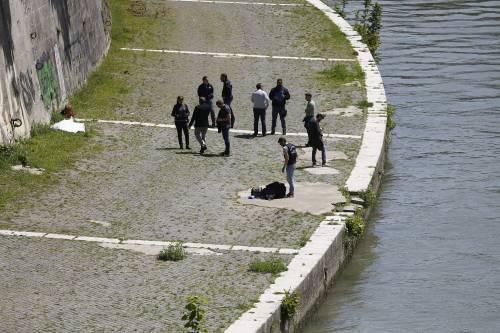 Roma, trovato il corpo di una donna sotto Ponte Sisto 14