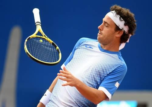 Tennis: Monaco, grande rimonta di Cecchinato ed è semifinale