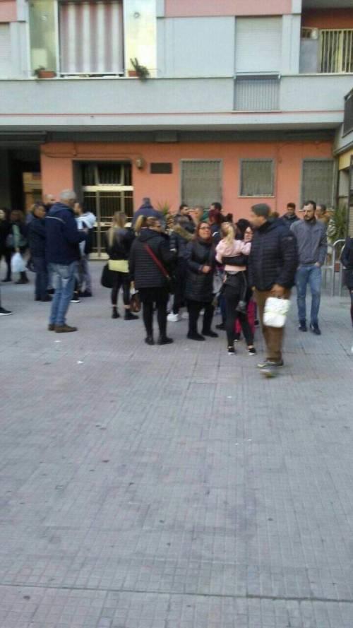 Nuova protesta anti-rom a Casal Bruciato 3