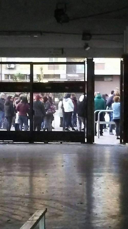 Nuova protesta anti-rom a Casal Bruciato 4
