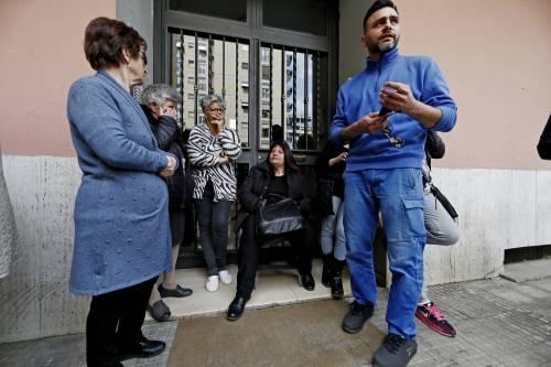 Tensione tra Casapound e antifascisti a Casal Bruciato 5
