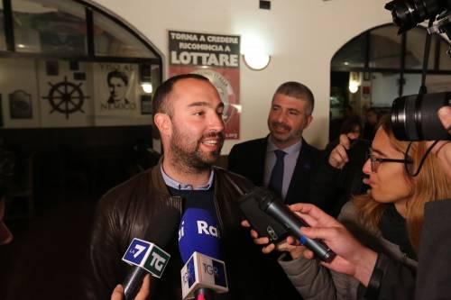 Aggressione CasaPound: editore Altaforte Polacchi condannato a un anno