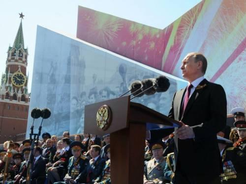 Putin, guerra totale a terrorismo, neo-nazismo ed estremismo