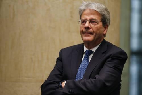"""Gentiloni: """"L'Italia ha ancora bisogno di una disciplina di bilancio"""""""