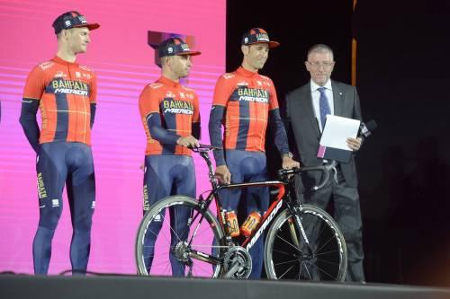 Al via il Giro d'Italia: ecco le immagini più belle 4