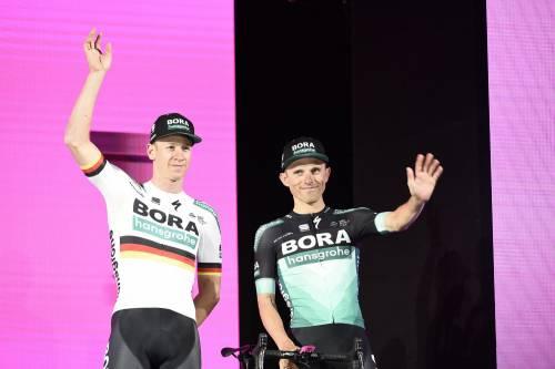 Al via il Giro d'Italia: ecco le immagini più belle 8
